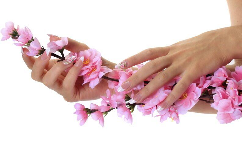 limpiar flor artificial